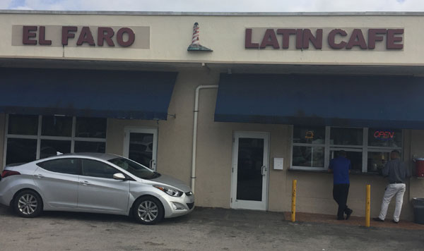El Faro Latin Cafe