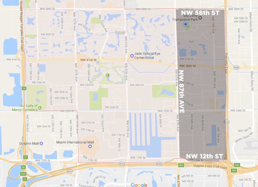 Business Assistance 183 City Of Doral