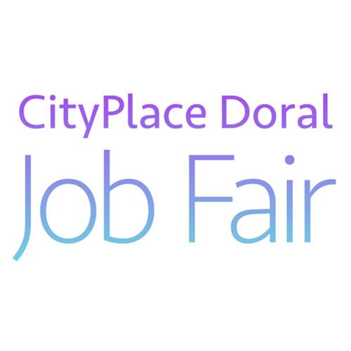 Job Fair CityPlace Doral